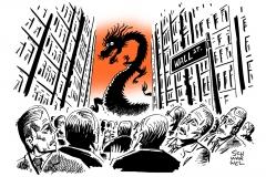 schwarwel-karikatur-wallstreet-aktienmarkt-aktien-boerse