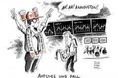schwarwel-karikatur-annington-aufstieg-aktien-fall
