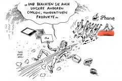 karikatur-schwarwel-apple-iphone-ipad