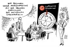 schwarwel-karikatur-lufthansa-streik-ufo-verdi-cockpit
