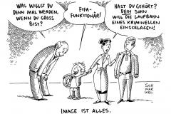 karikatur-schwarwel-fifa-skandal-funktionaere-verhaftung