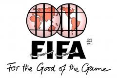 karikatur-schwarwel-fifa-fussball-international-logo