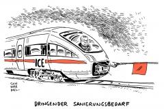 karikatur-schwarwel-bahn-deutsche-bahn-ice-sanierung-sanierungsbedarf-wirtschaft