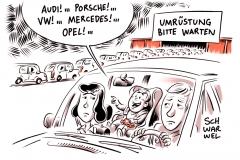 karikatur-schwarwel-abgas-skandal-vw