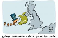 karikatur-schwarwel-apple-eu-irland-steuern-steuernachzahlung