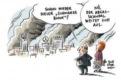 karikatur-schwarwel-abgasskandal-mercedes-daimler-vw-volkswagen-auto