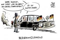 Abgas-Urteil und Politikversagen: Niedersachsens Regierung lehnt Fahrverbote für Diesel ab