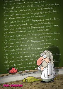 schwarwel poster geschichte vergangenheit prof. eisenstein schweinevogel